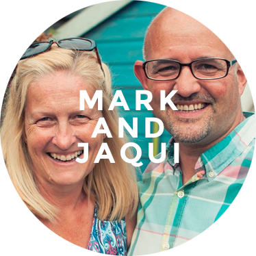 Mark and Jaqui Thornett